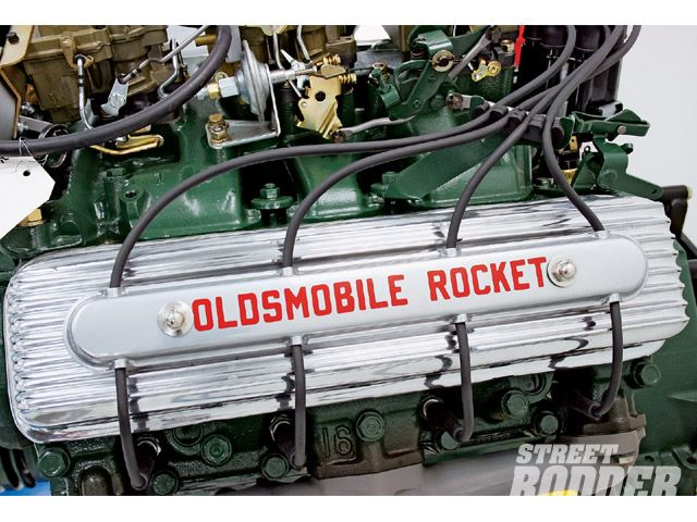Oldsmobile rocket photo - 4