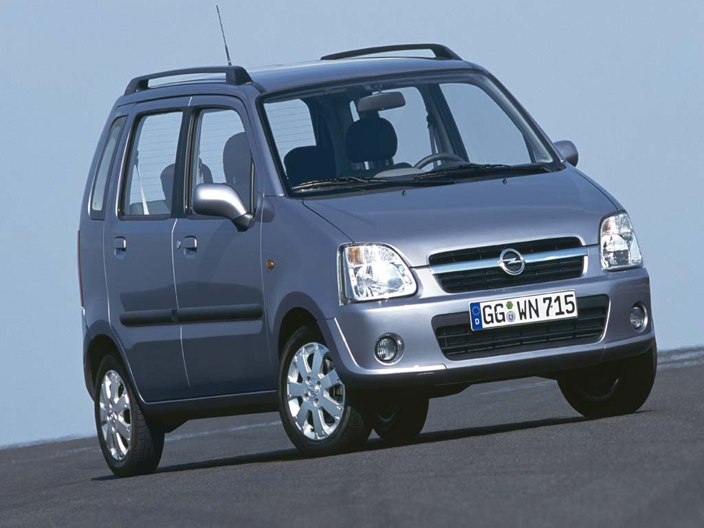 Opel agila photo - 2