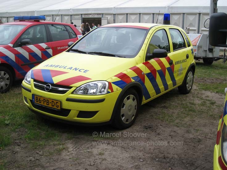 Opel ambulance photo - 1