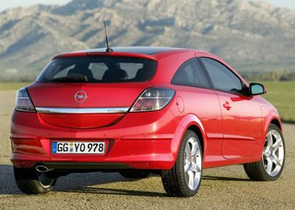 Opel astra photo - 3