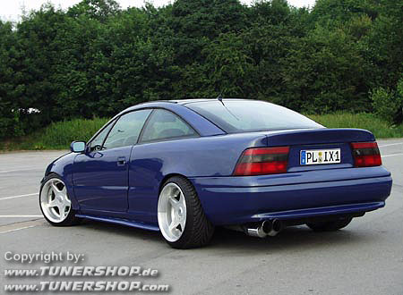 Opel calibra photo - 2