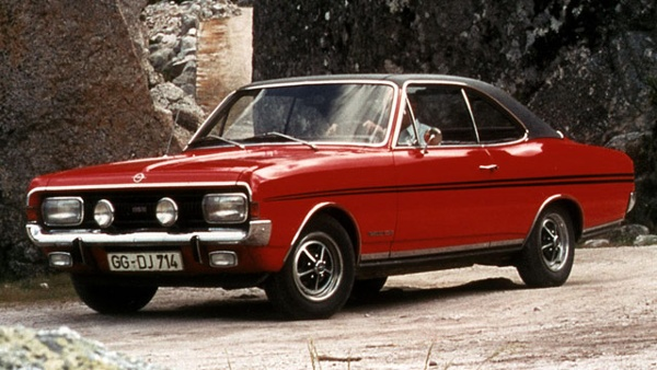 Opel commodore photo - 3