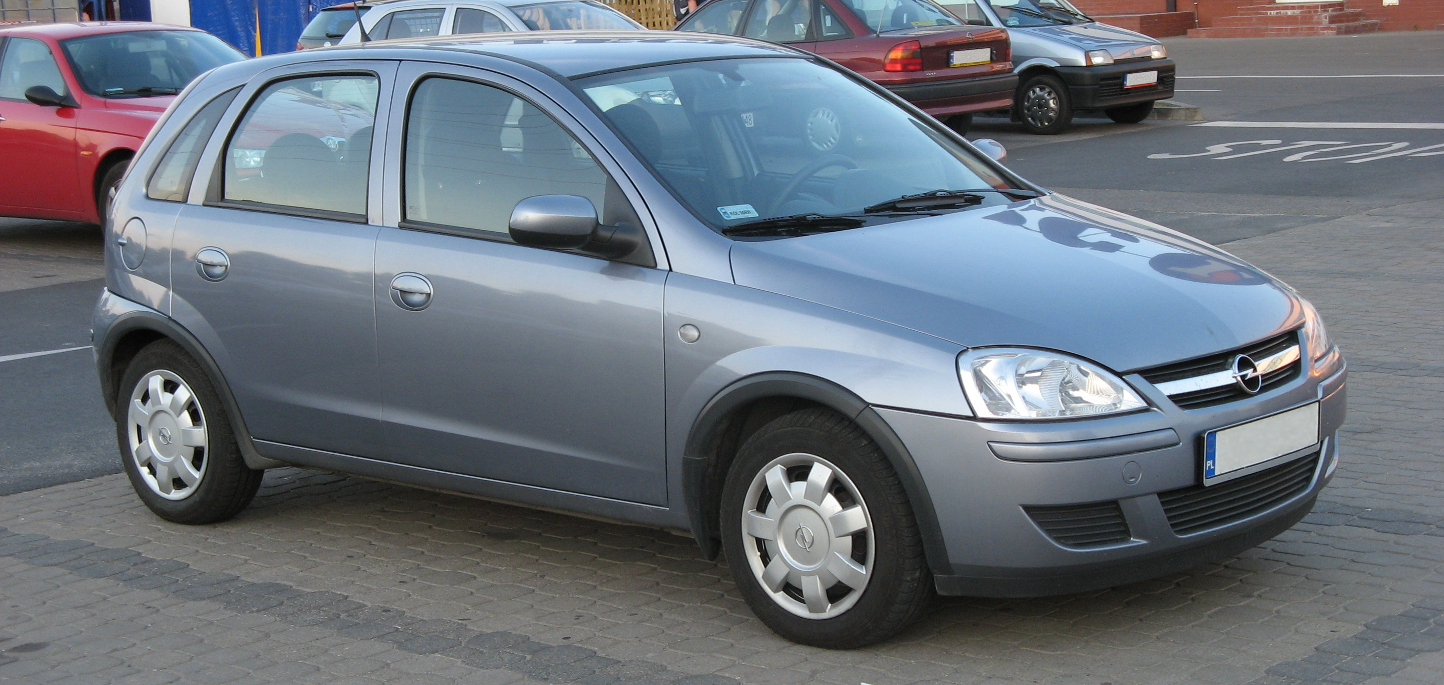 Opel cors photo - 2