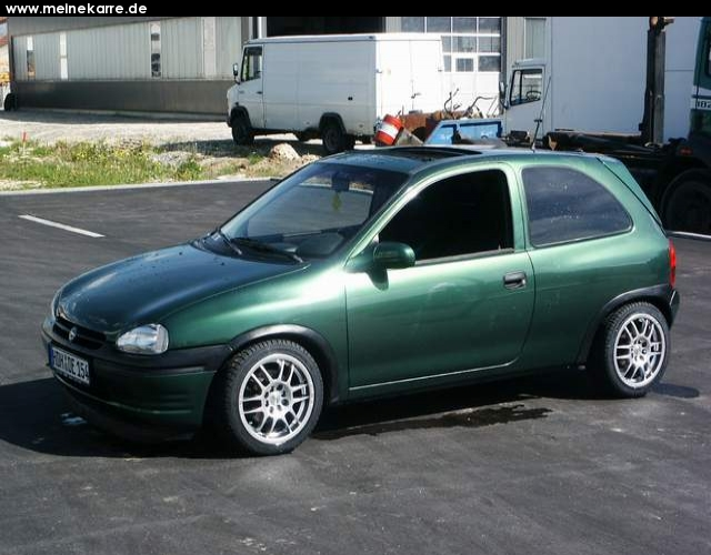 Opel corsa photo - 1