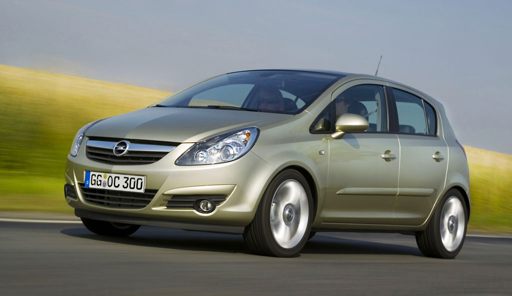 Opel corsa photo - 2