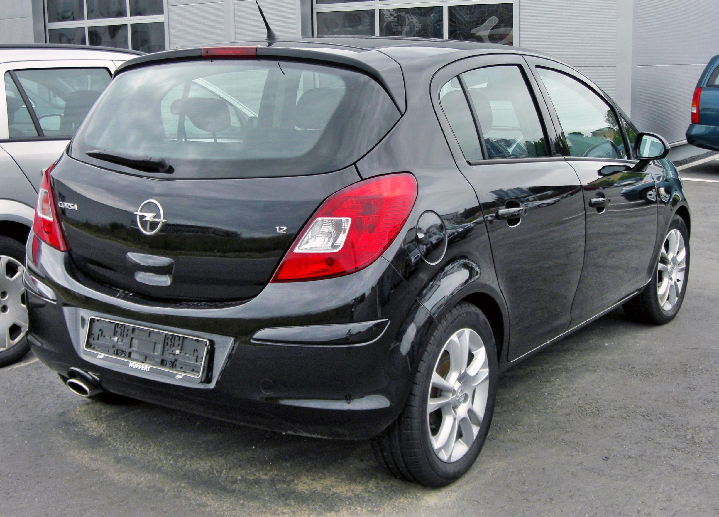 Opel corsa photo - 3
