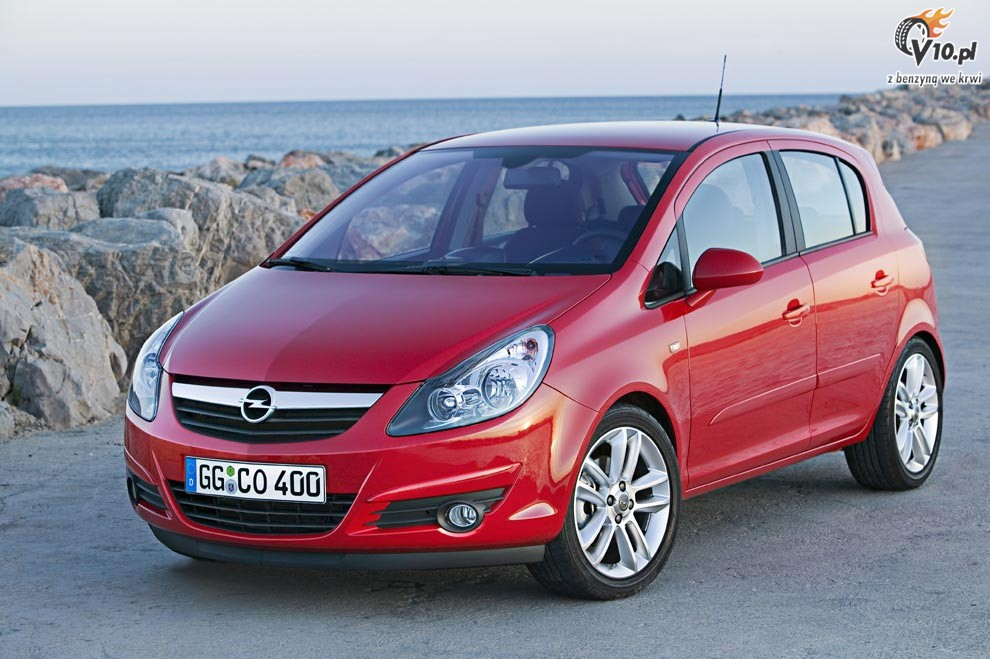 Opel corsa photo - 4