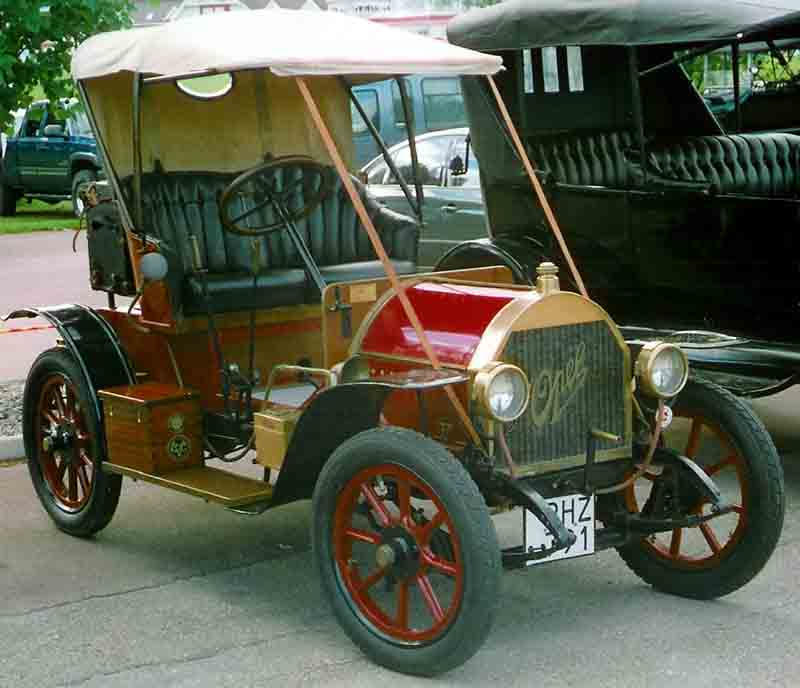Opel doktorwagen photo - 1