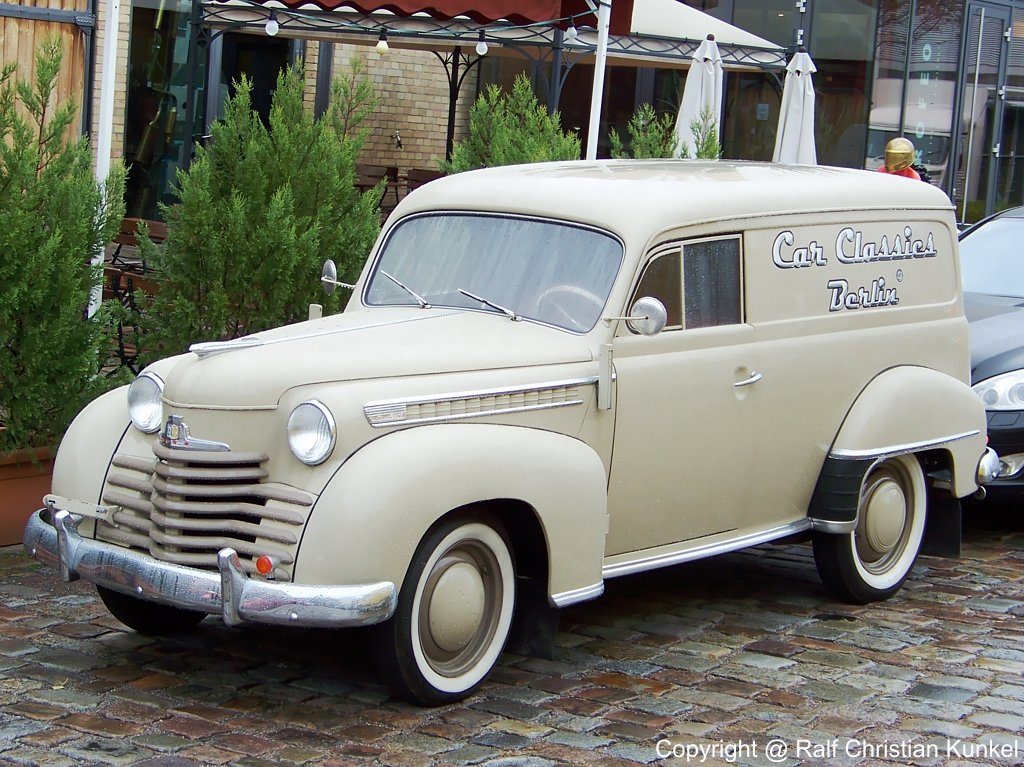 Opel lieferwagen photo - 4