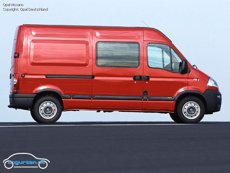 Opel movano photo - 3