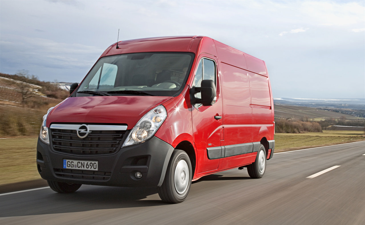 Opel movano photo - 4