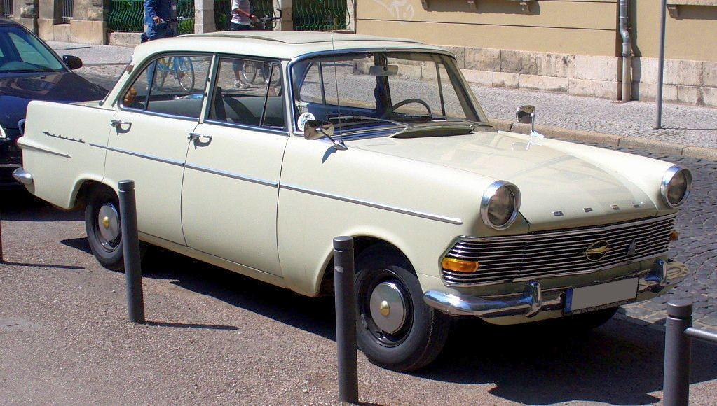 Opel record photo - 4