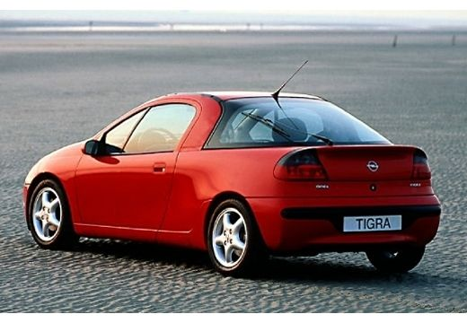 Opel tigra photo - 1