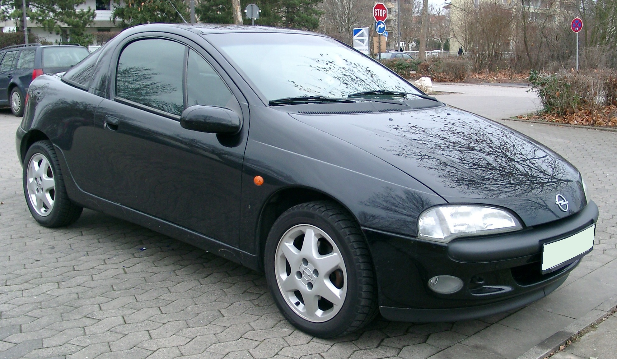 Opel tigra photo - 3