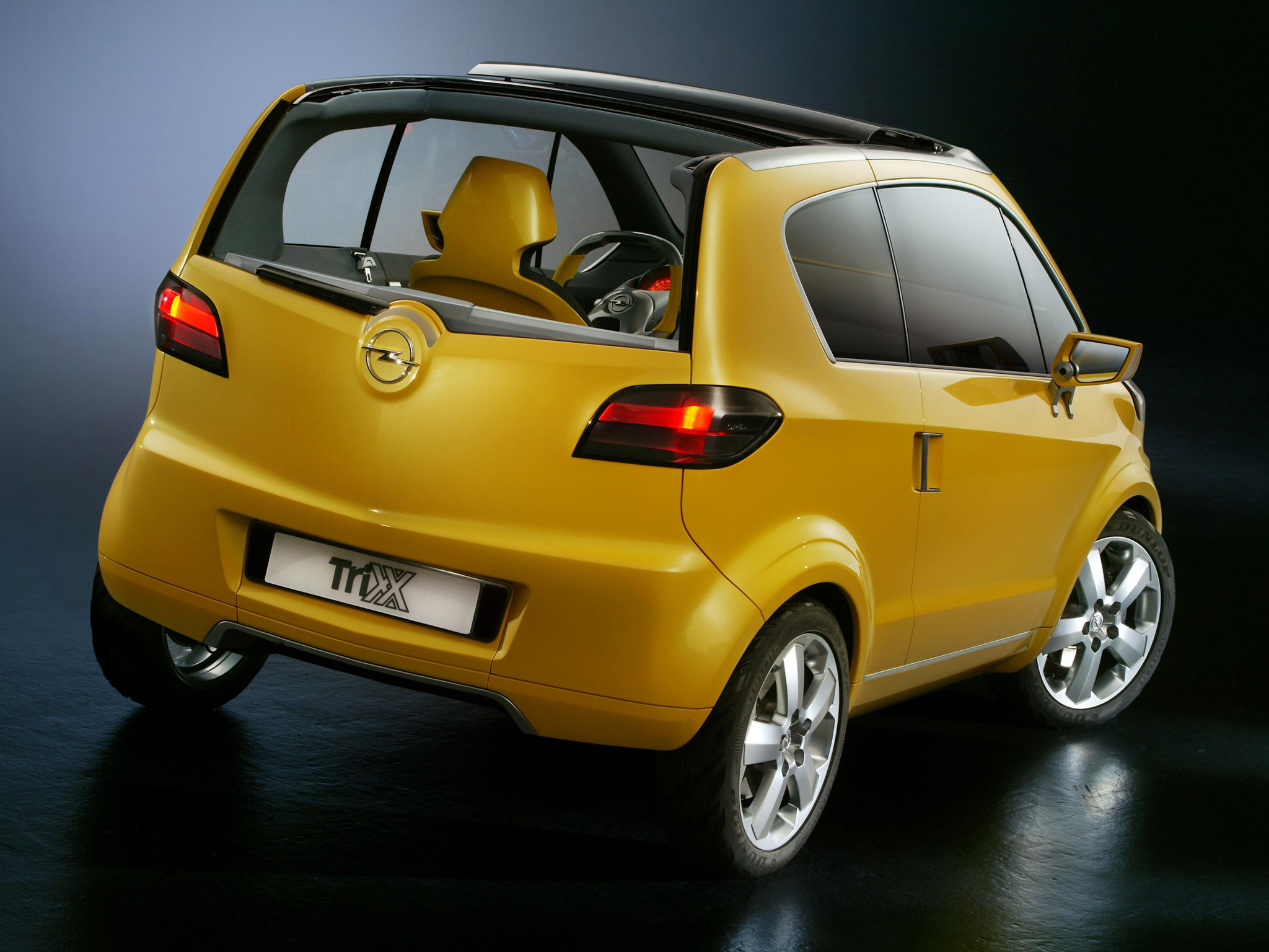 Opel trixx photo - 3