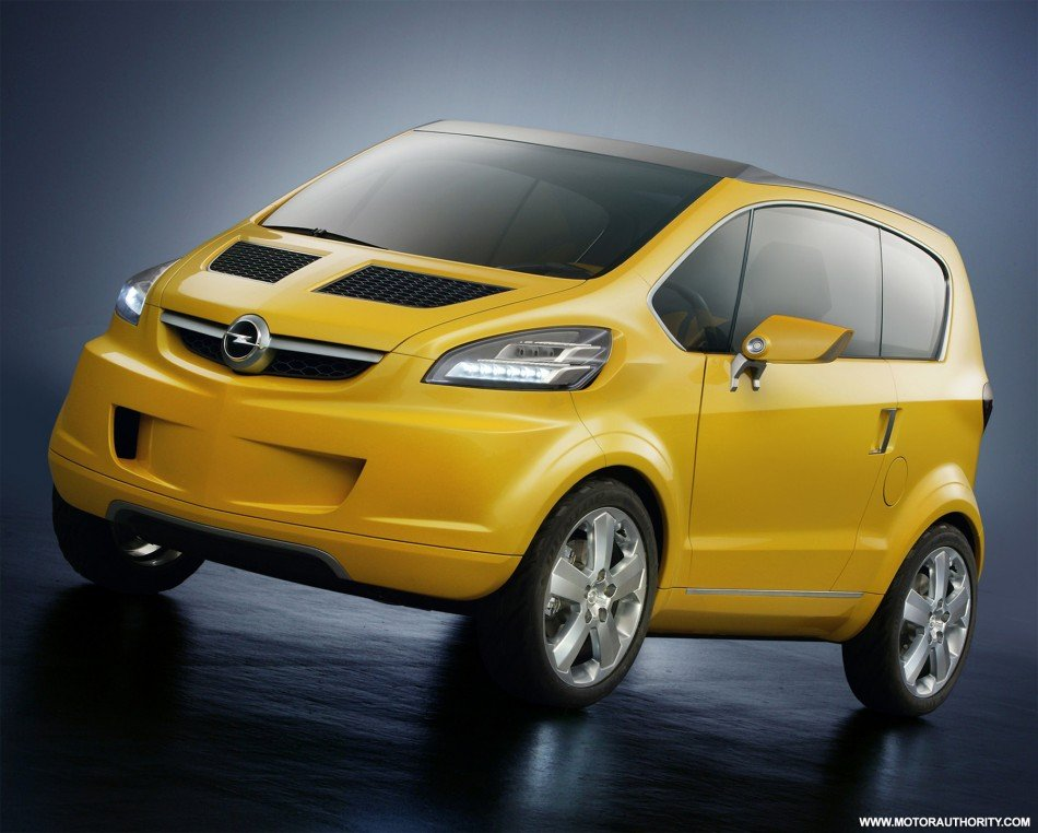 Opel trixx photo - 4