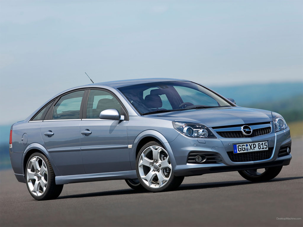 Opel vectra photo - 4