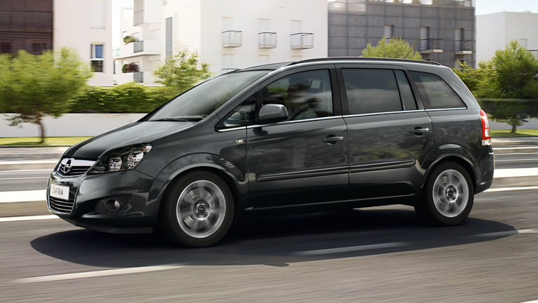 Opel zafira photo - 1