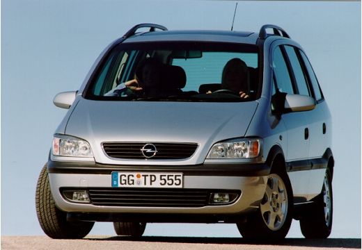 Opel zafira photo - 3