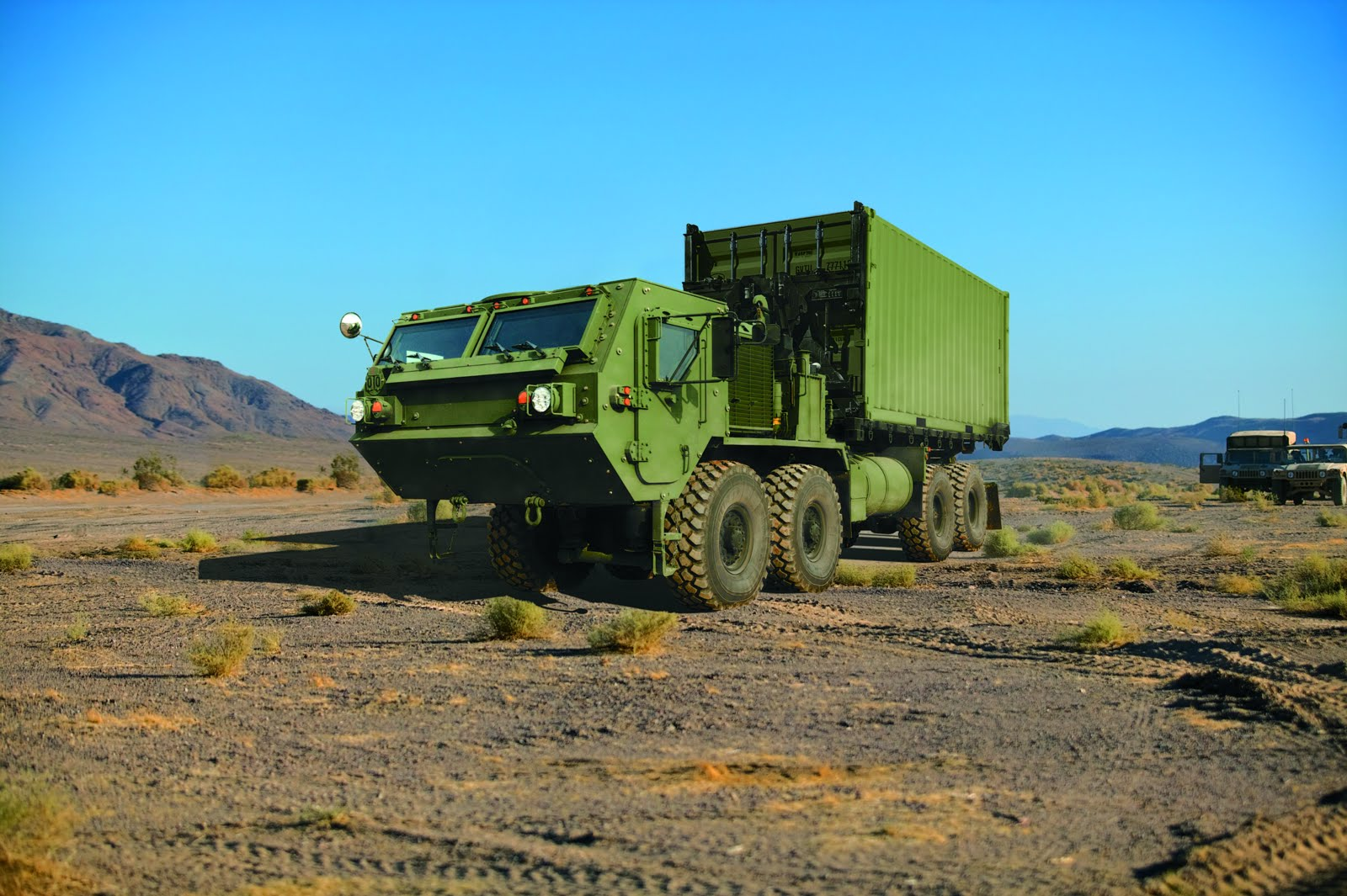Oshkosh hemtt photo - 1