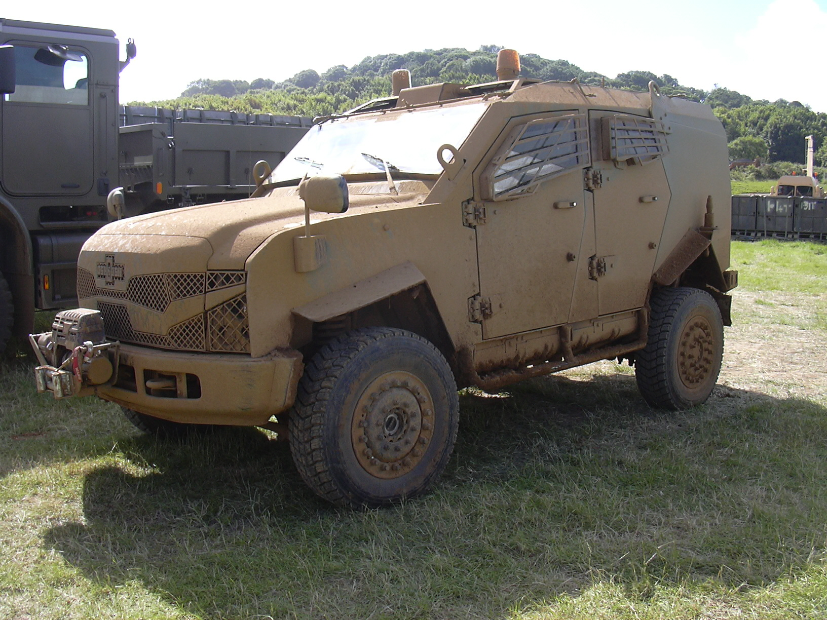 Oshkosh m photo - 2