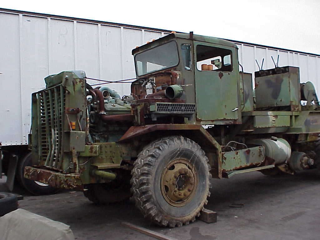 Oshkosh m911 photo - 2