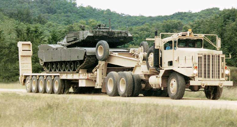 Oshkosh m911 photo - 3