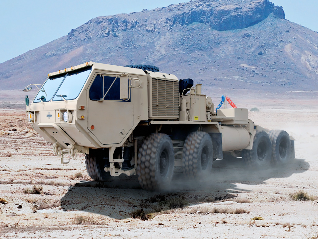 Oshkosh m983 photo - 4