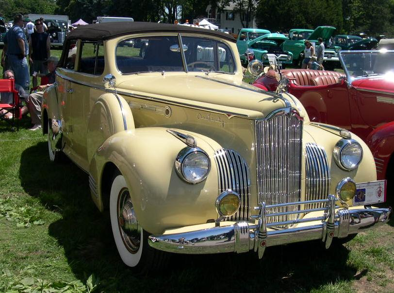 Packard 160 photo - 2