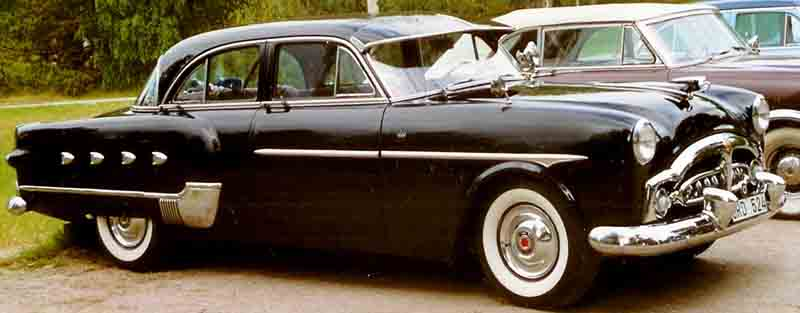 Packard 400 photo - 1