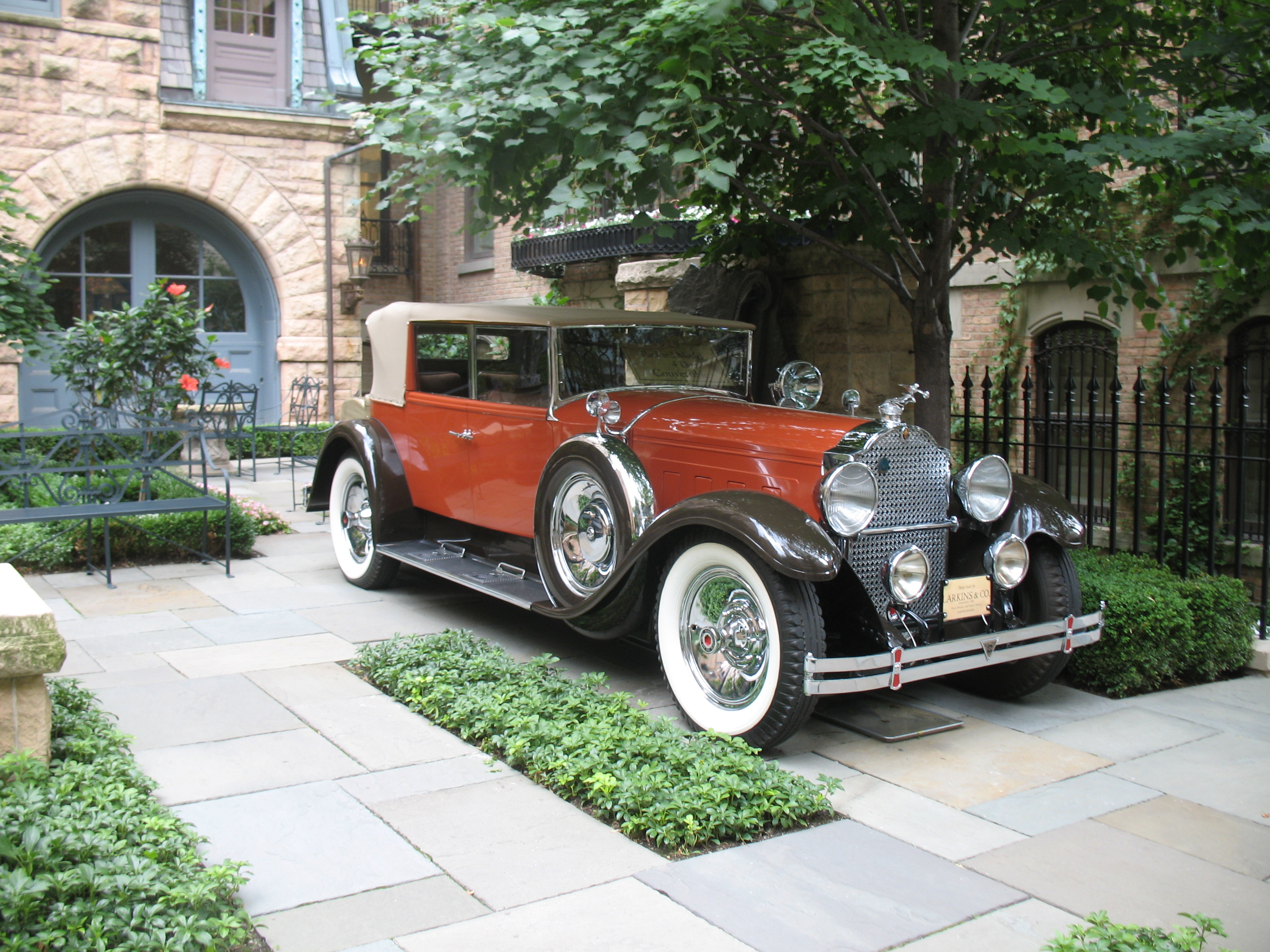 Packard cabriolet photo - 2