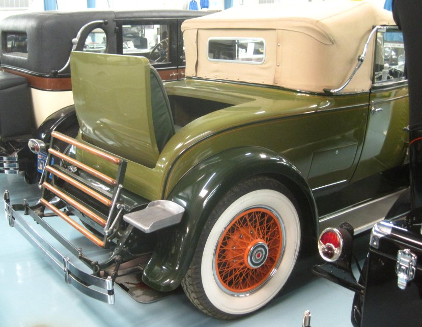 Packard cabriolet photo - 3