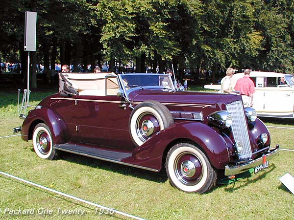 Packard car photo - 3
