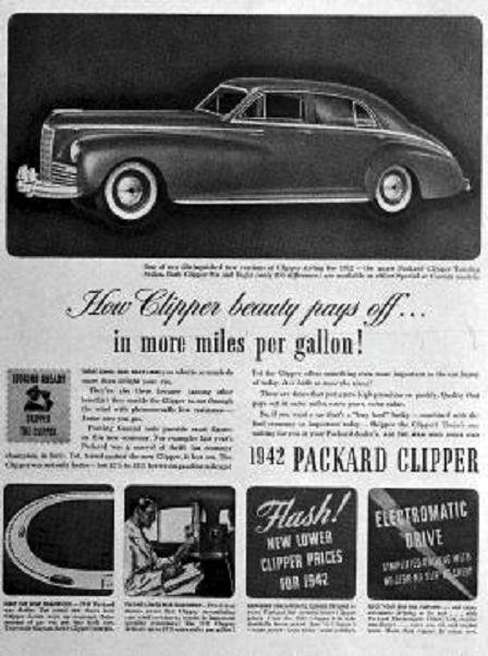 Packard clipper photo - 2