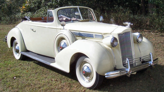 Packard convertible photo - 1