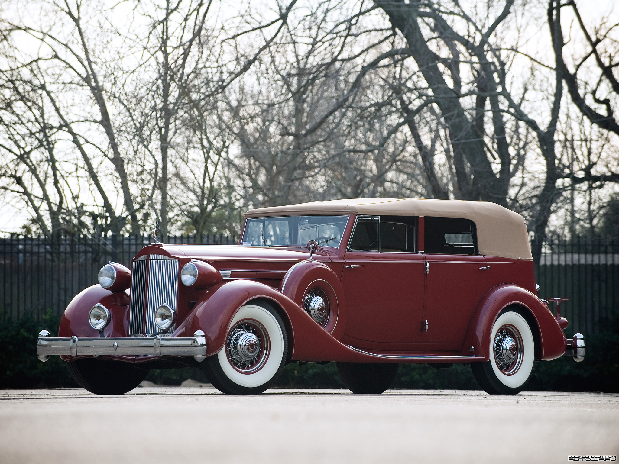 Packard convertible photo - 2