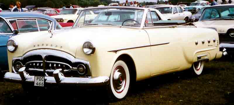 Packard convertible photo - 3