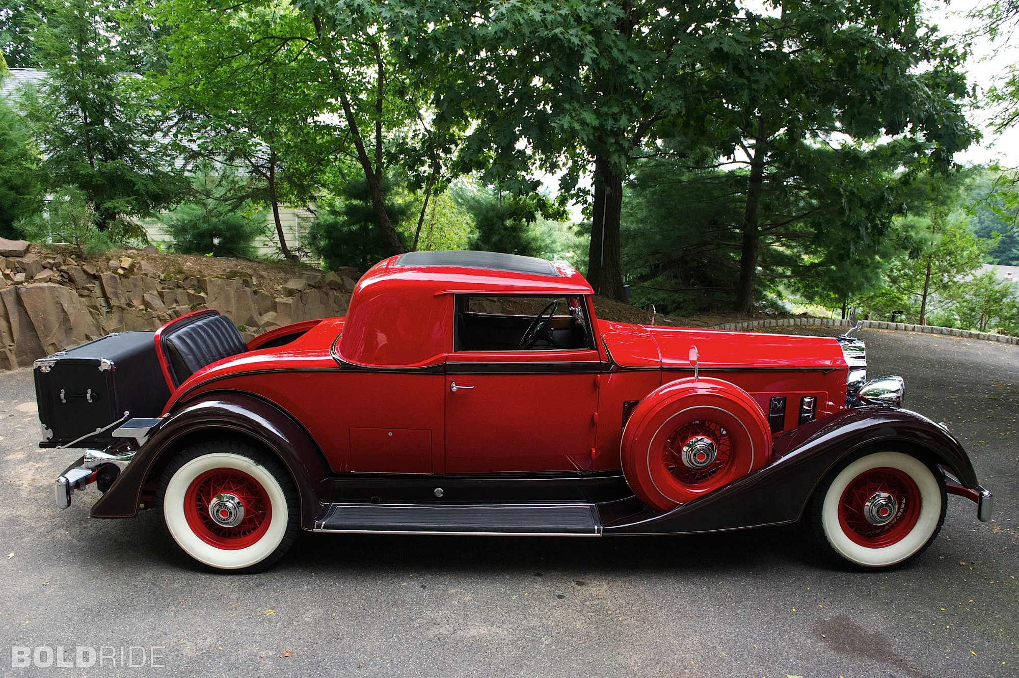 Packard coupe photo - 2
