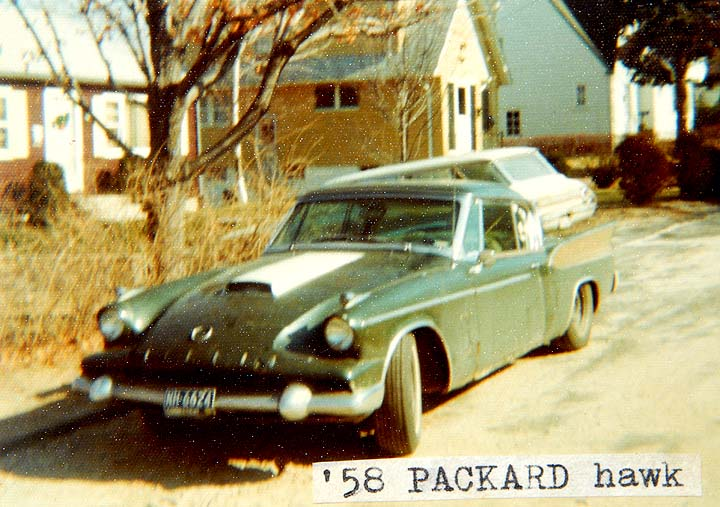 Packard hawk photo - 1