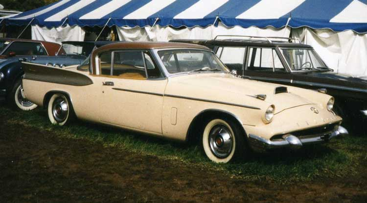 Packard hawk photo - 2
