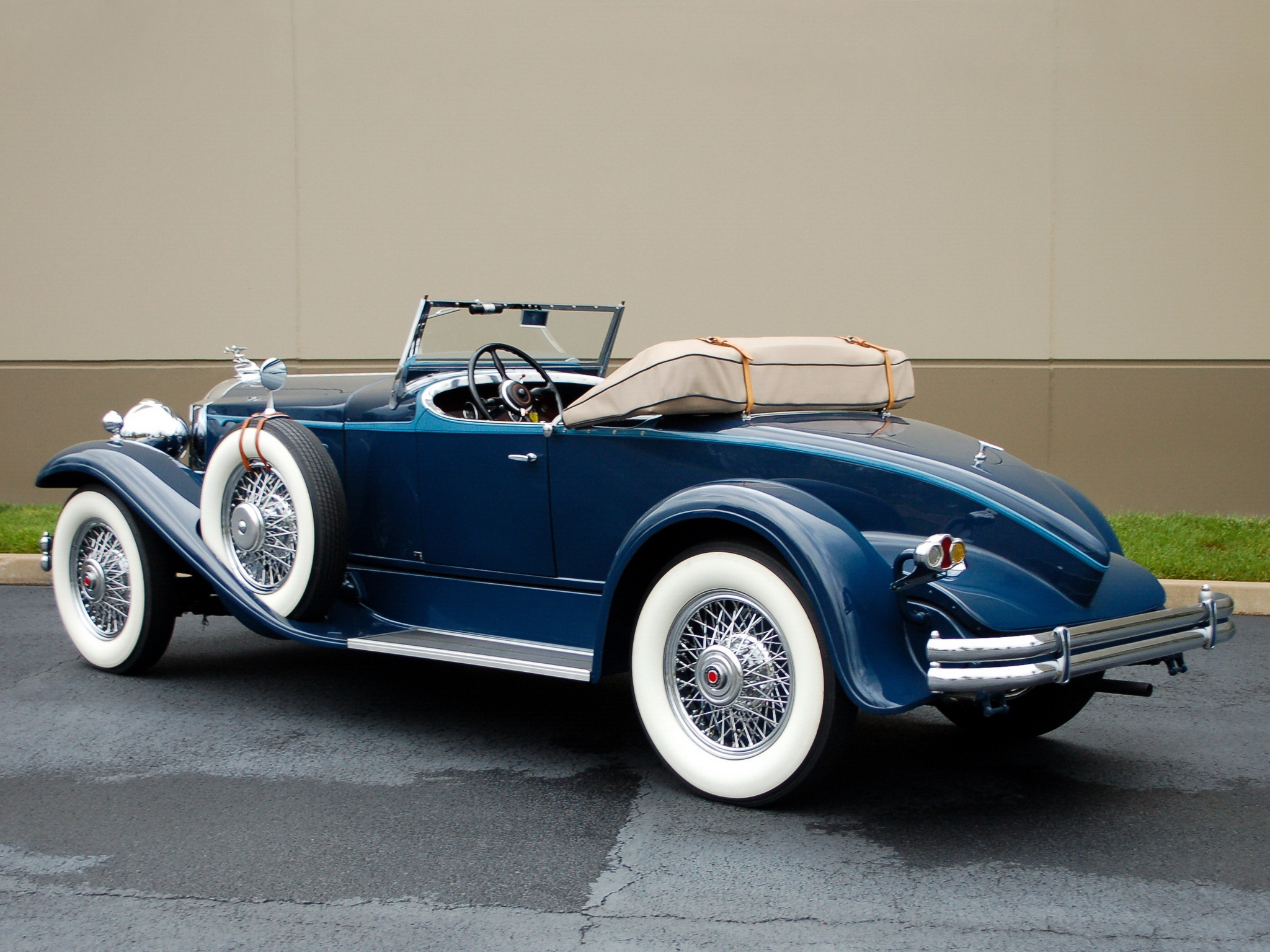 Packard roadster photo - 4
