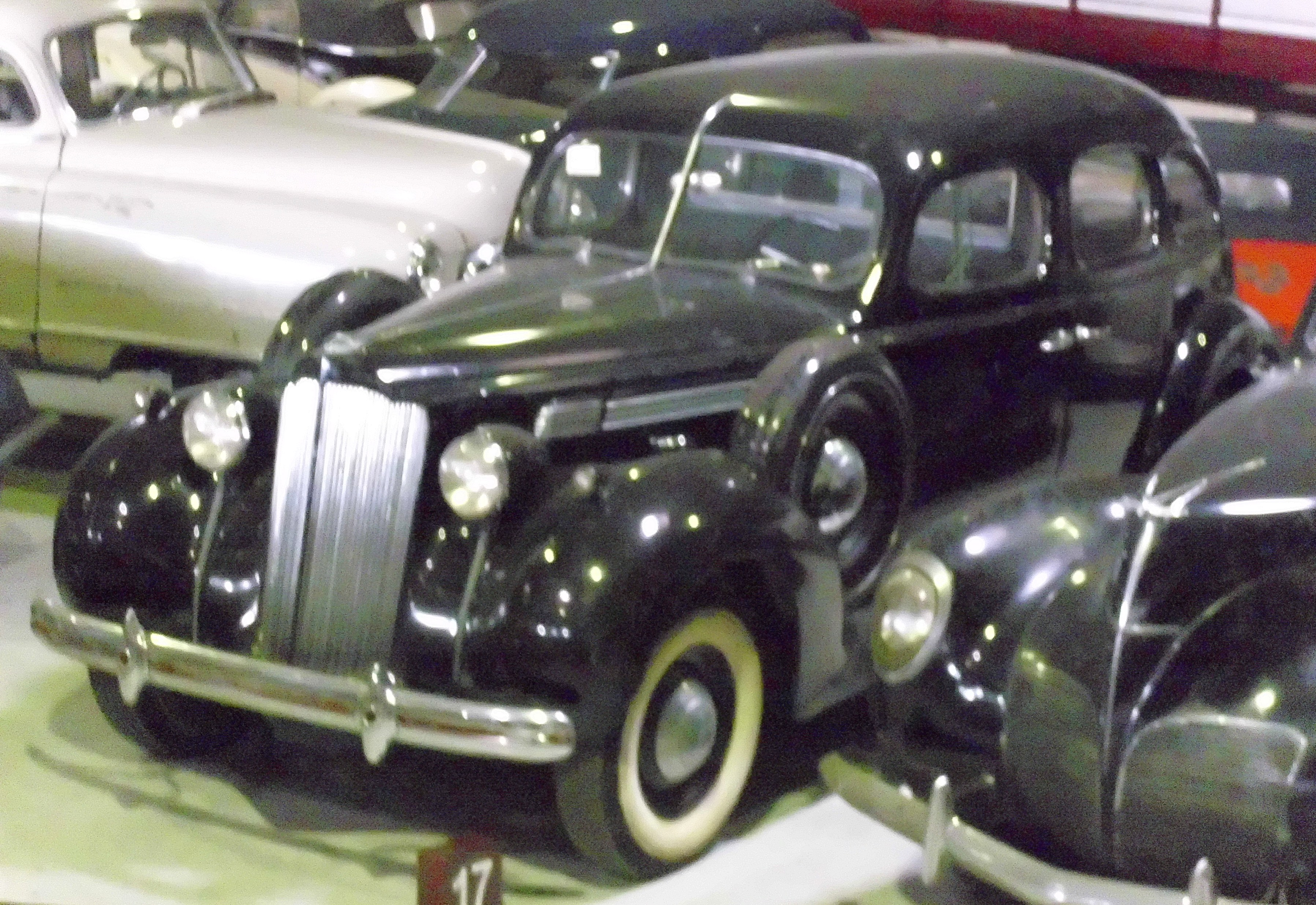 Packard touring photo - 2