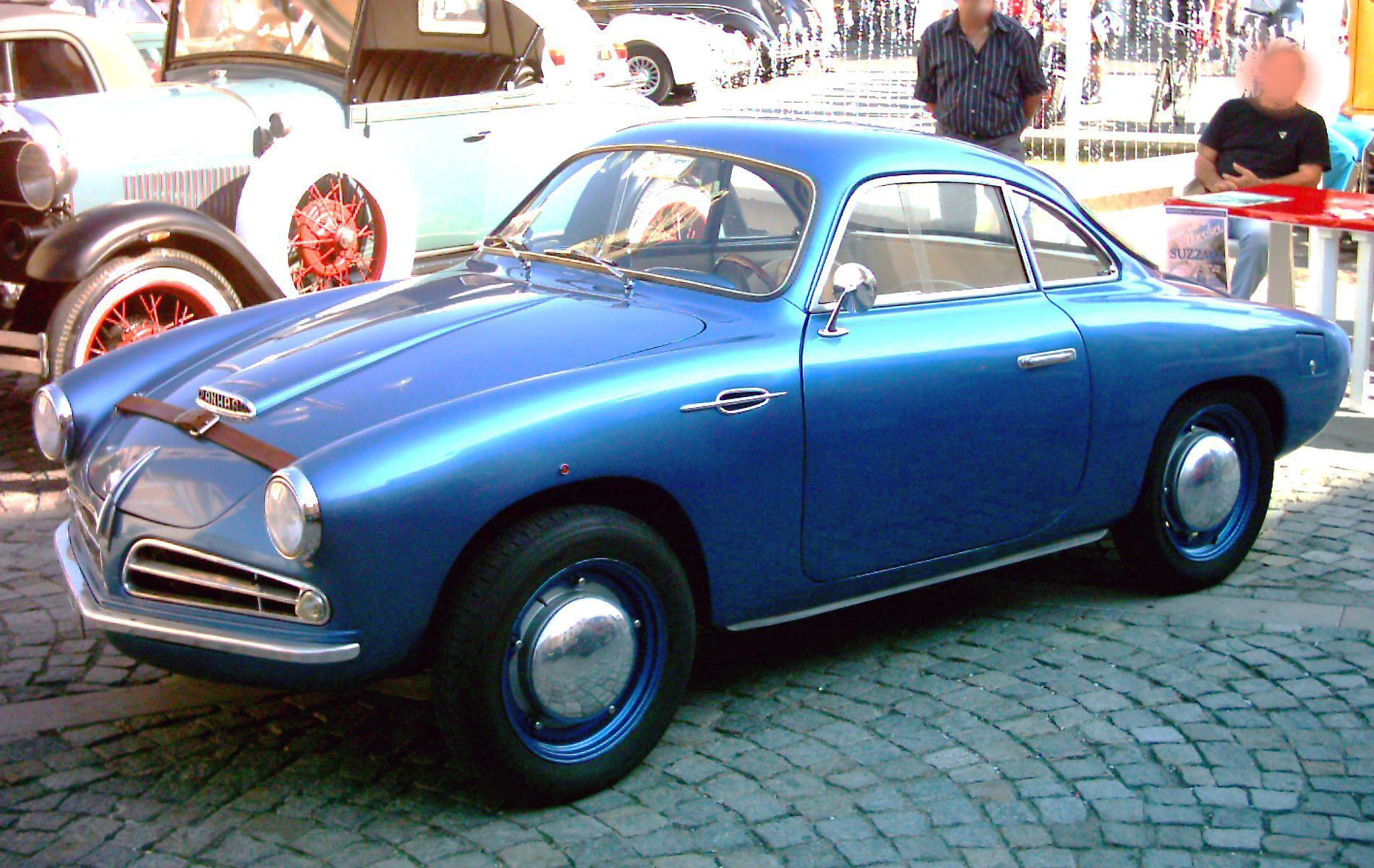 Panhard dyna photo - 1