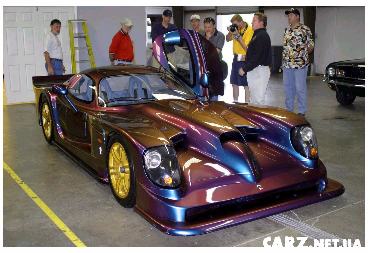 Panoz esperante photo - 3