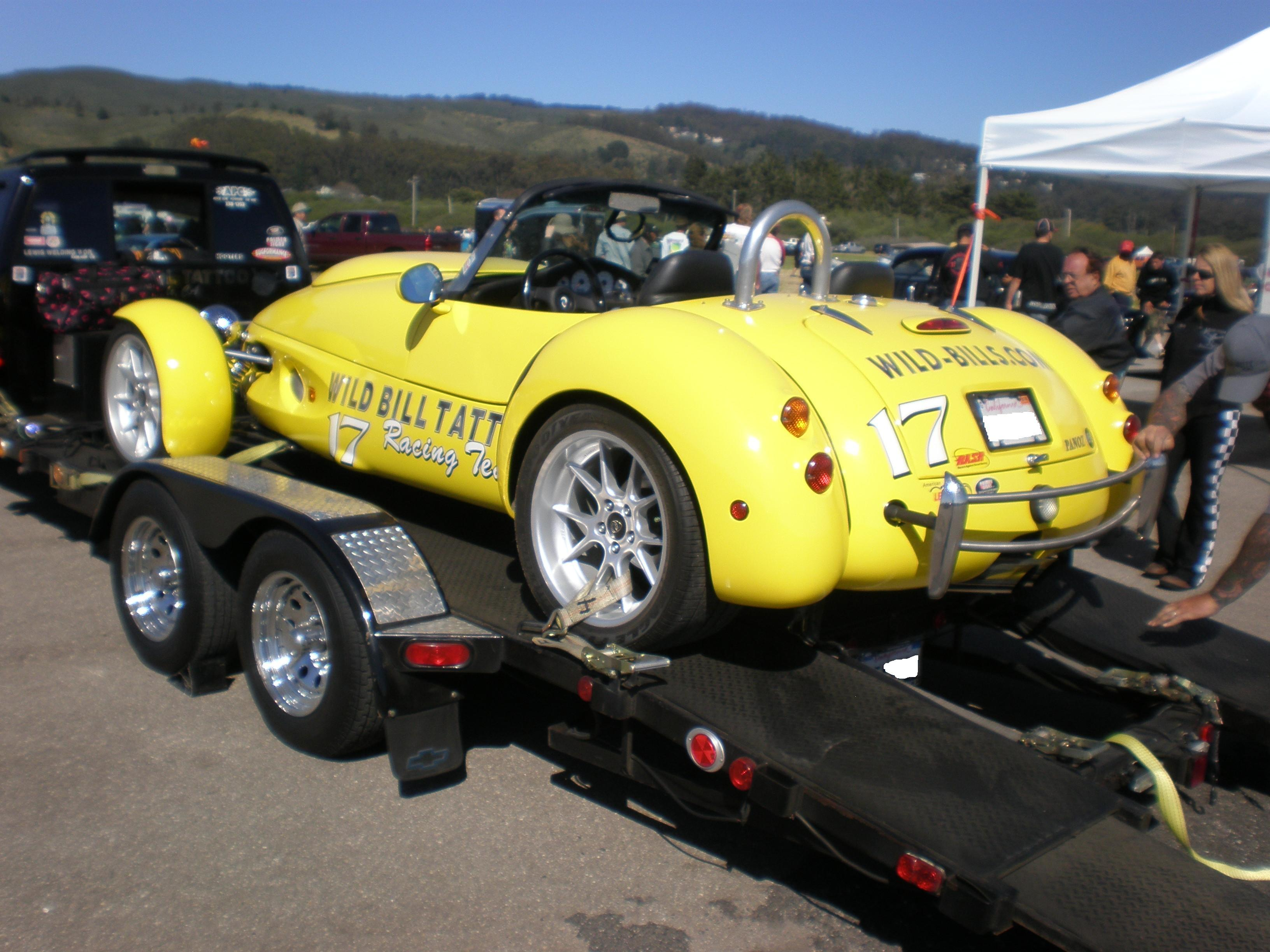 Panoz roadster photo - 1