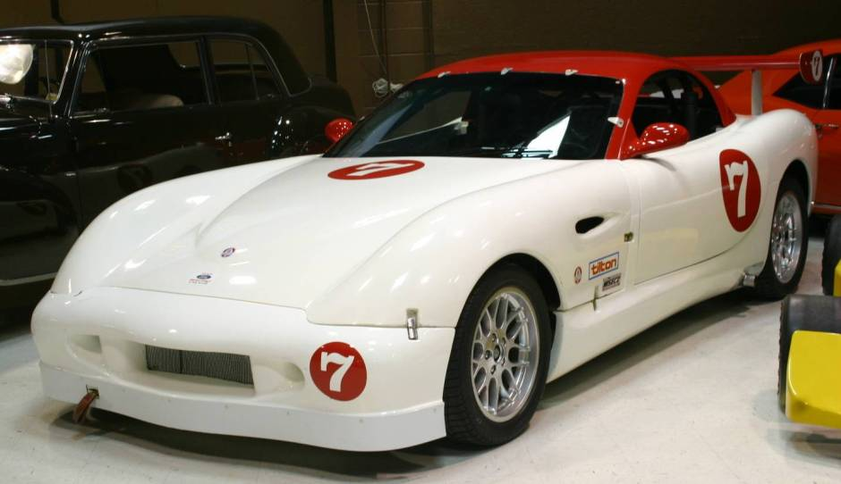 Panoz roadster photo - 3