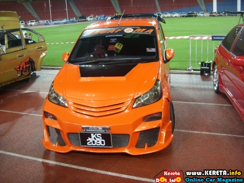 Perodua viva photo - 1