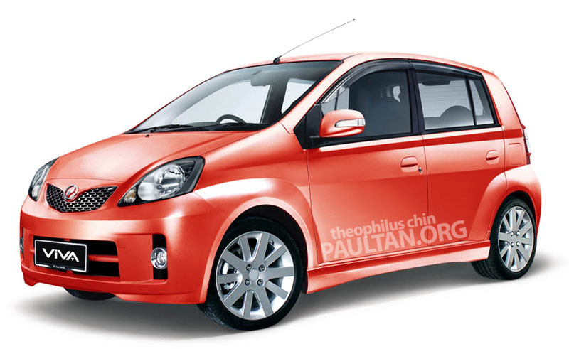 Perodua viva photo - 2