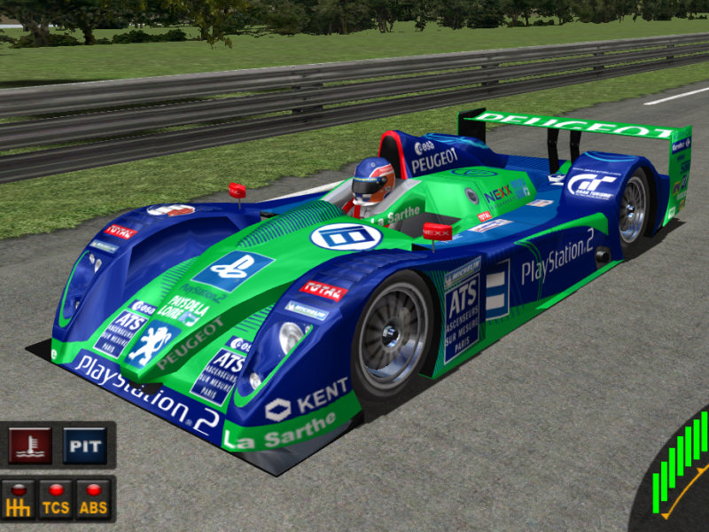 Pescarolo sport photo - 1