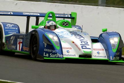 Pescarolo sport photo - 3